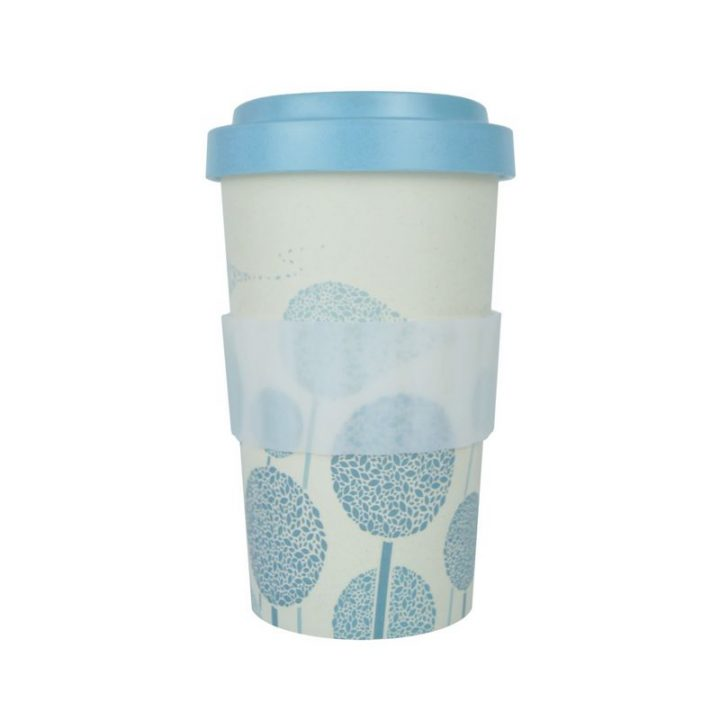 Bambusowy kubek na kawę