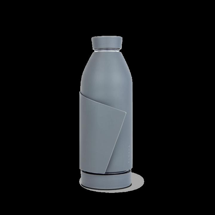 szklana butelka na wodę closca